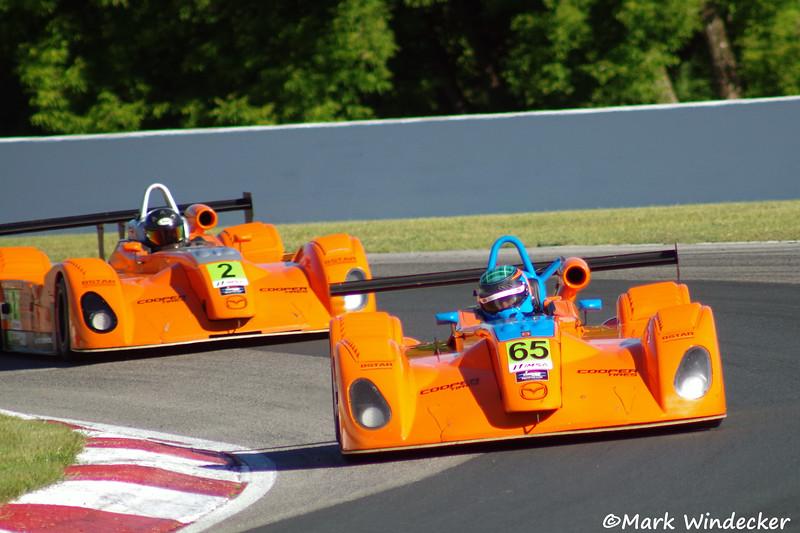 5th Lamont Harris(M) 8Star Motorsports