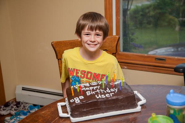Birthday Boy - Jun 15