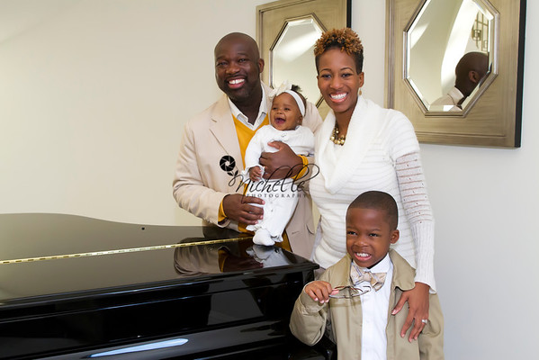 Stephens Family 2012