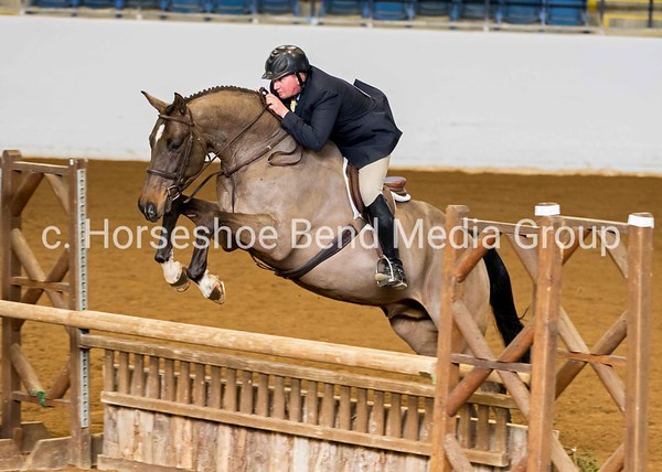 2021 Lexington Country Horse Show -- Thursday -- Coliseum