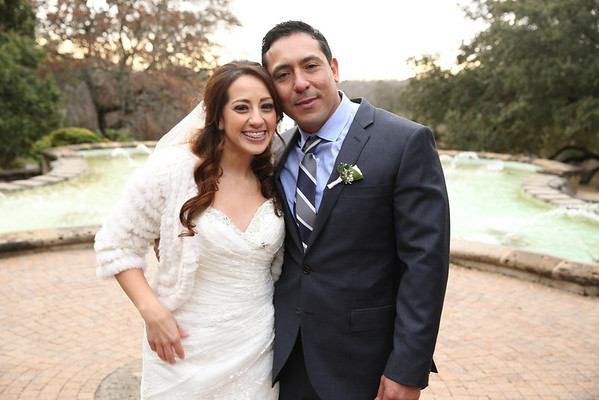 Rick (Enrique) and Desi's Wedding
