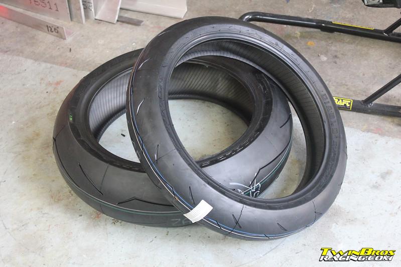 gotta love new tires!