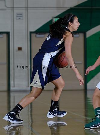 Notre Dame at Canyon 12/22/2012