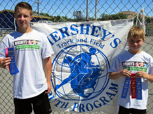 Hershey State Meet 2013