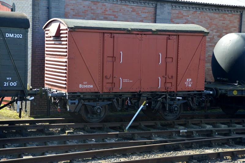B230258 12t VEA Vanwide   06/04/15