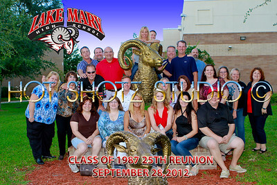CLASS OF 87 LAKE MARY HIGH SCHOOL
