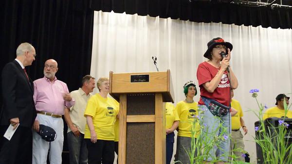 Aurora GreenFest 2014 June 14 at the Prisco Center in Aurora, Ill (Videos)