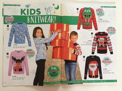 RALAWISE CHRISTMAS SHOP 2016 CATALOGUE