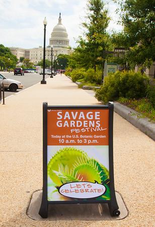 Savage Gardens - Carniverous Plants at the US Botanic Garden