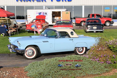 Thayer Ford car show-Bowling Green 9-1-18