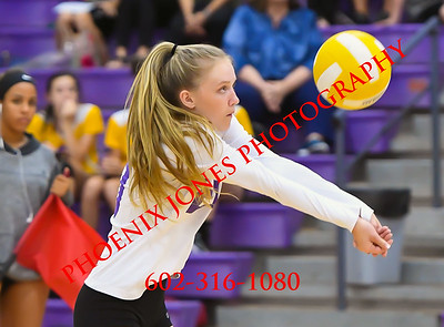 10-26-17 - Sunrise Mountain v Metro Tech - JV Volleyball