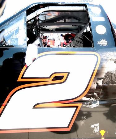 NASCAR Truck race July 2010