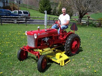 Tractor Restorations
