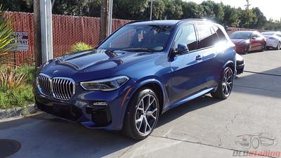 2019 BMW X5 XDrive50i Phytonic Blue