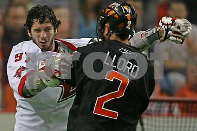 5/2/2009 - East Semifinal Playoff - Boston Blazers vs. Buffalo Bandits - HSBC Center, Buffalo, NY