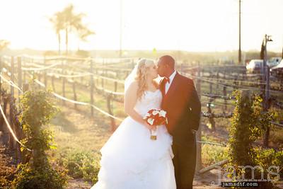 Jennifer and Mykeal   The Wedding