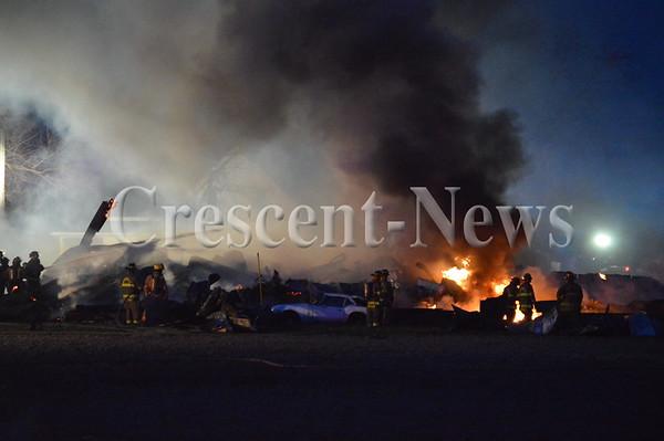 03-22-16 NEWS Hicksville Barn Fire