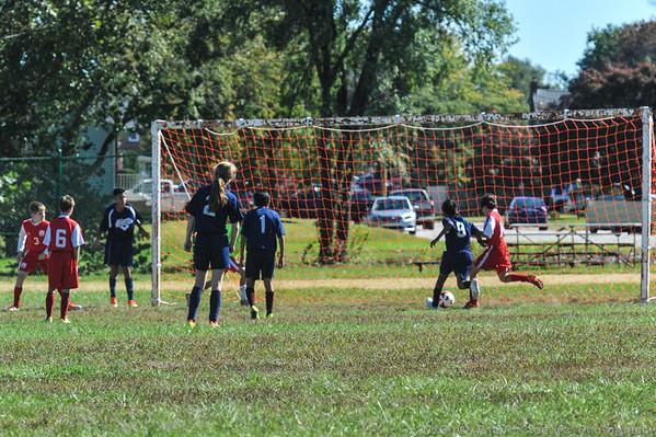 ASCS - 2016 : Soccer v St. Edmond #1