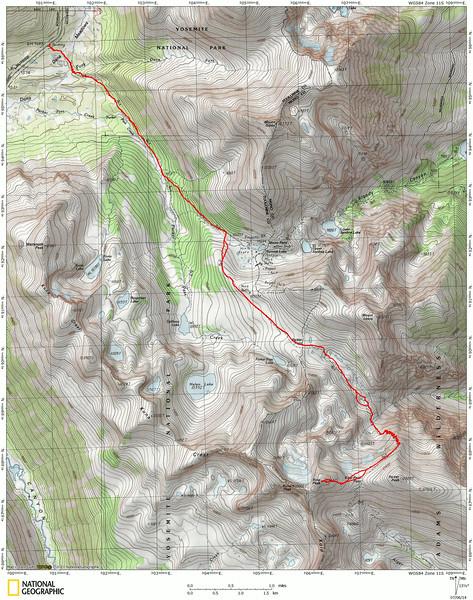 Koip Peak Track.JPG