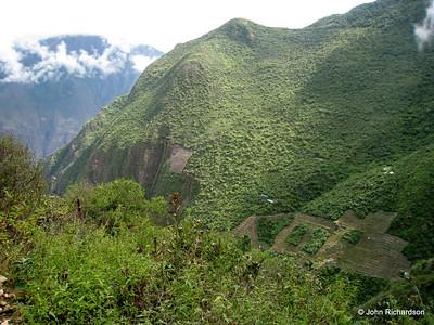 Peru - Choquequirao - 2008
