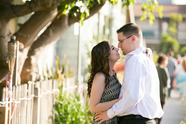 Alisha and Aaron