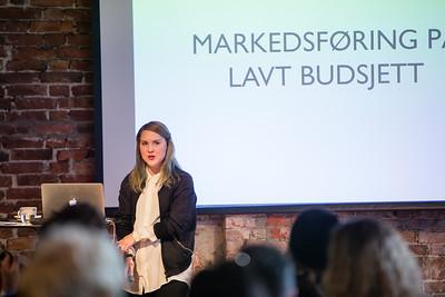 Markedsføring med lavt budsjett med Magni Sørløkk