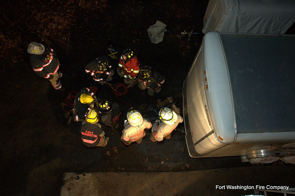 Rescue Drill - December 14, 2009
