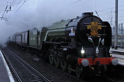 Royal steam