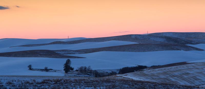 La Palouse Sunset