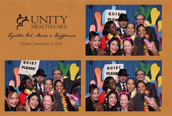 Unity Healthcare Holiday Party 2014