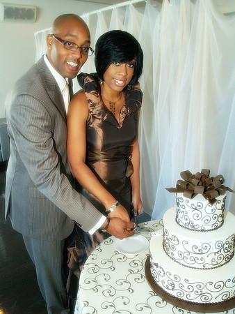 Howard-Osborne Wedding Reception