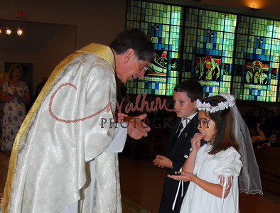 St. Joseph's Communion-AM Mass