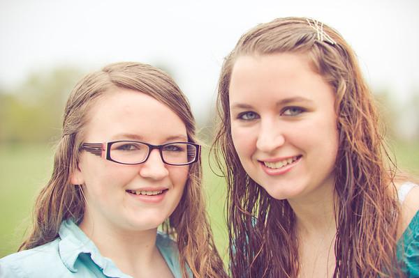 Rachel and Rebecca 3/29