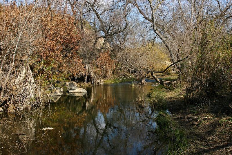 San Diego River, Mission Trails Regional Park, San Diego, CA