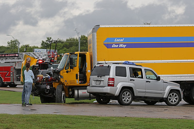 McKinney TX. Multi vehicle MVA Hwy. 380/ Airport Rd. 10/12/18