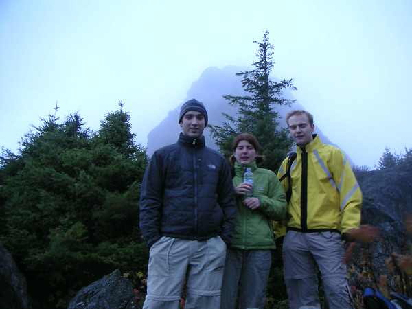 Mt Si Climb of Death
