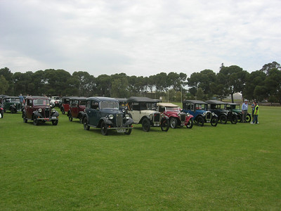 Austin Seven Rally 2012