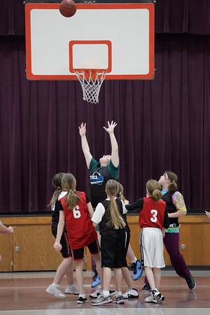 Tiffany's 2nd Basketball Game