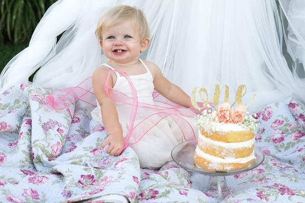 Penny {cake smash}