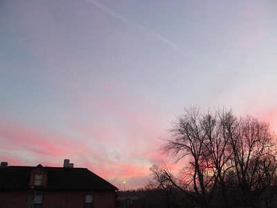 2016 Sunsets and sunrises