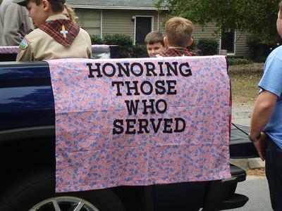 Veteran Parade  Sherwood, AR