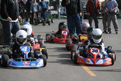 Kids Karts Practice