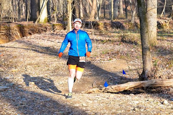 Seneca Creek Greenway Trail Marathon & 50K