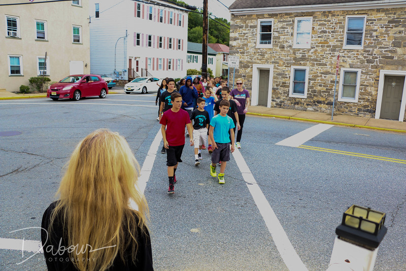 Stewartsville Middle School Walk To Ritas