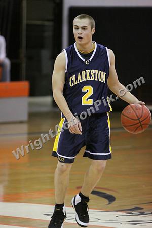 2008 12 10 JV Basketball Game vs. Utica