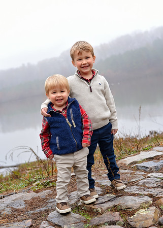 Holden & Lawson {holiday mini}