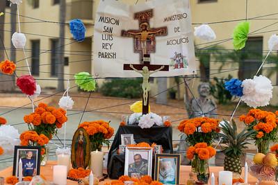 11-01-2020 Altares dia de los muertos