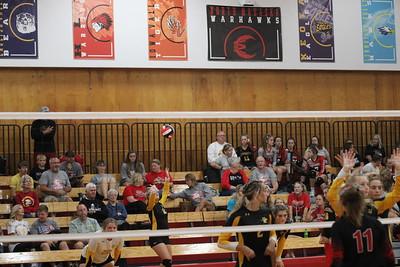 Sigourney v. HLV Volleyball 9-18-21