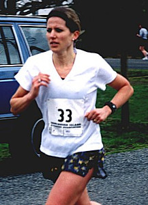 2002 Pioneer 8K - Helena Watling wins her age group