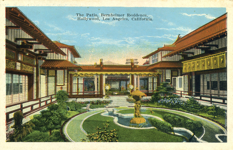 Bernheimer Residence Patio